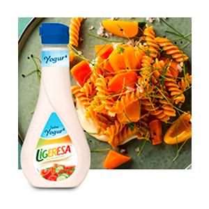 Salsa yogur Ligeresa