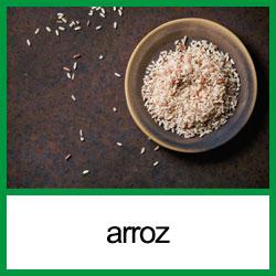 Alergia al arroz