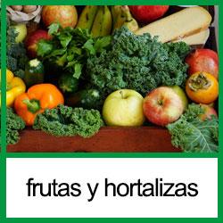alergia a frutas y hortalizas