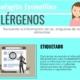 Etiqueta alérgenos