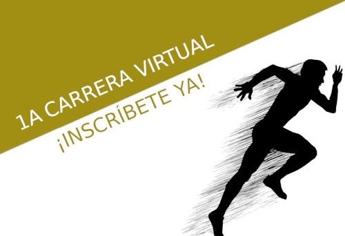 carrera virtual AEDESEO