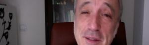 Roberto álvarez Actor y embajador de la campaña de crowdfunding de AEDESEO