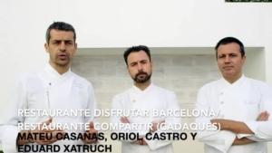 Restaurante Disfrutar Barcelona/ Restaurante Compartir